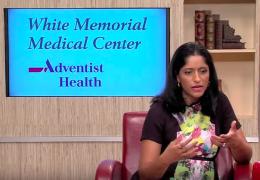 Dr. Patel habla sobre el asma y Leticia Polanco habla sobre el cáncer de seno
