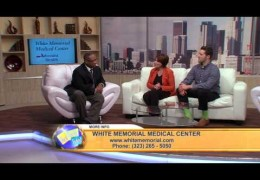 Dr. Byron Williams, M.D of White Memorial Medical Center explains what causes the flu